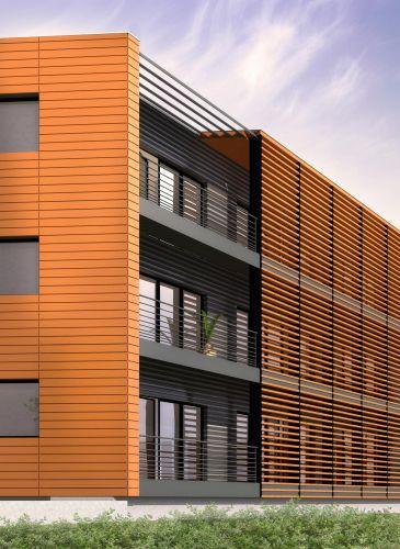 Immeuble de bureaux à Strasbourg-Hautepierre