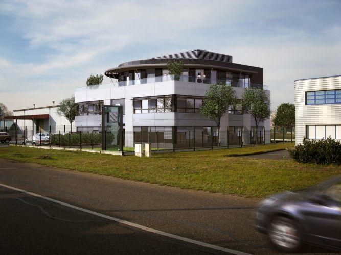 Bâtiment de bureaux à HAGUENAU