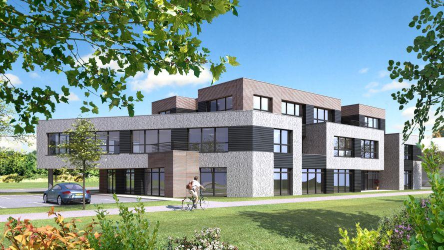 Immeuble de bureaux à Haguenau