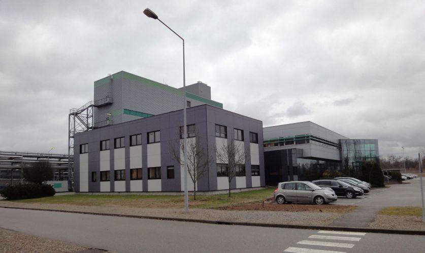 Extension d'un laboratoire à DRUSENHEIM