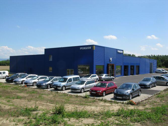 Garage automobile à Sessenheim