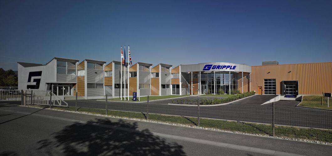 Bâtiment de bureaux avec hall à OBERNAI